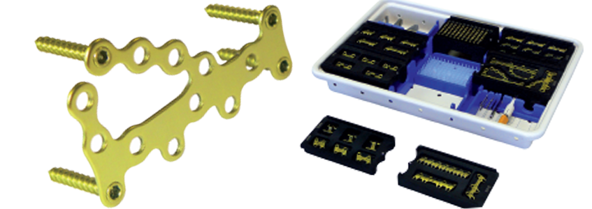 DARCO™ (MRS) CPS Calcaneal Plating System