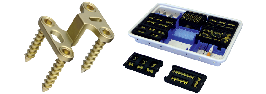 DARCO™ (MRS) DPS Calcaneal Displacement Plate