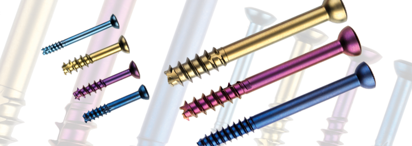 DARCO™ Headed Rearfoot Compression Screws