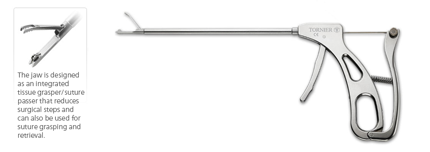 ARTHROPASS™ II Lateral Suture Passer